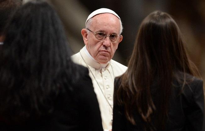 VATICAN-POPE-RELIGION-ASCENSION