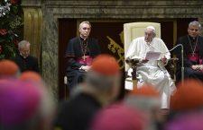 Papa Francesco consegna il Premio Ratzinger a due teologi, uno è ortodosso