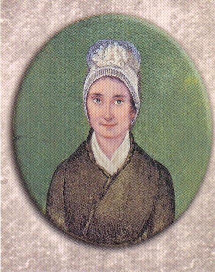 Ritratto di Leopoldina Naudet
