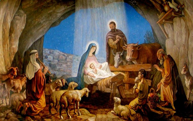 Natale Cattolico.La Provocazione Di Un Sacerdote Non Usate La Parola Natale