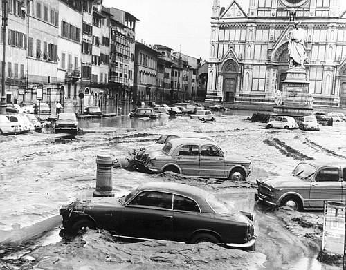 ITALY FLORENCE FLOOD
