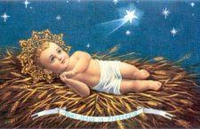 Caro Gesù Bambino a te affidiamo con questa preghiera tutti i bambini del mondo!