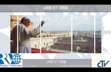 Messaggio natalizio di Papa Francesco e Benedizione Urbi et Orbi 25 dicembre REPLAY TV