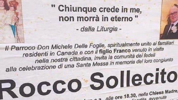 """MESSA PER IL BOSS SOLLECITO/ Don Michele, a volte una candela è la """"luce"""" più adeguata"""