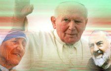 Quei santi che ci hanno testimoniato con la vita che la sofferenza è un dono di Dio