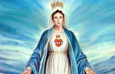 Preghiera a Maria Santissima, Signora e Regina dell'Universo, per chiedere una grazia