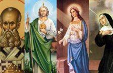 Alcune Preghiere molto potenti a 4 santi e sante, 'patroni delle cause impossibili' e senza speranza