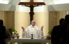Papa Francesco: i cristiani siano coraggiosi e… 'non parcheggiati'!