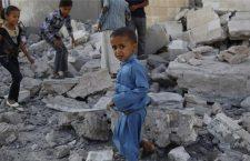 Così si muore nello Yemen (nel silenzio dei grandi). 1400 bambini trucidati e distrutte 2mila scuole