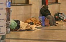 I senzatetto nel cuore di Papa Francesco, non si può morire di freddo a Roma