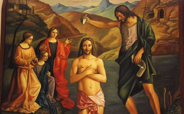Battesimo.Gesù