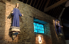 Il 17 gennaio del 1871 l'apparizione (poco conosciuta) di Nostra Signora di Pontmain in Francia