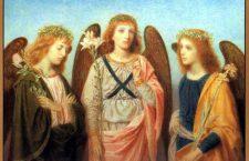 Invocazione potente per chiedere grazie e protezione da recitare ai 3 Santi Arcangeli in questo giorno