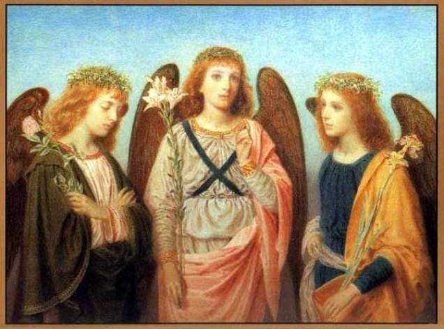 3 santi arcangeli