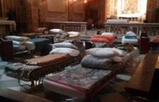 A Roma la chiesa di San Calisto rimmarà aperta ai senzatetto per l'emergenza freddo