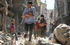Aleppo Est, tornare 4 anni dopo sulle macerie della propria vita