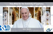 S. Messa di Papa Francesco per l'Epifania del Signore Venerdì 6 gennaio 2017 REPLAY TV