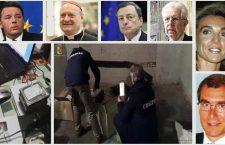 L'ultimo scandalo tricolore: Italia terra di spioni (e di massoni!)