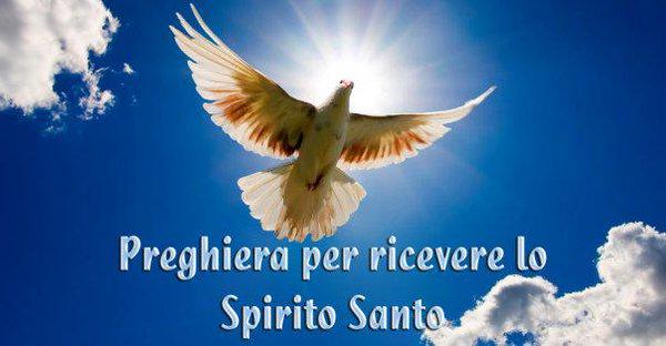 Triduo allo spirito santo