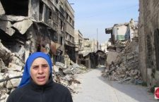 Aleppo: drammatico appello di Suor Guadalupe de Rodrigo