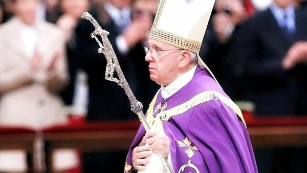 Papa Francesco: il 1° marzo presiederà la processione all'Aventino e la Messa delle Ceneri