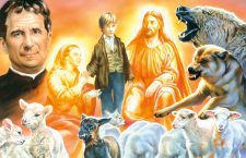Anche oggi Don Bosco ci parla del Paradiso e dell'inferno. Con queste parole