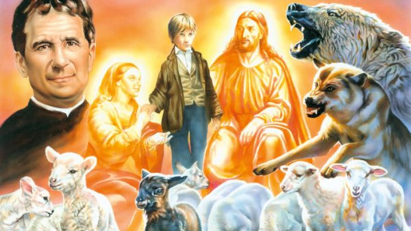 Quando Don Bosco parlò del Paradiso e dell'inferno ai suoi giovani. Con queste parole