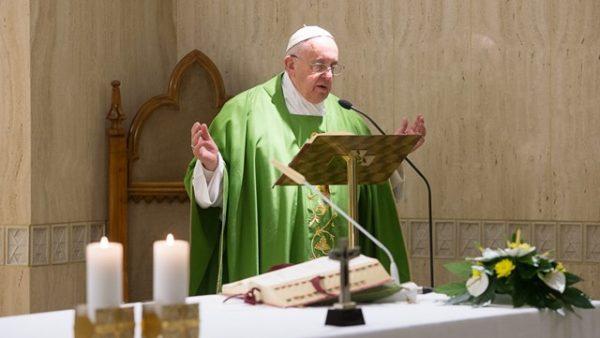 Papa Francesco: Nel cammino del cristiano la verità non si negozia!