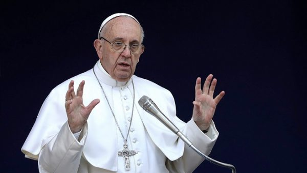 Il clamoroso allarme di Papa Francesco: Rischiamo una grande guerra mondiale per l'acqua