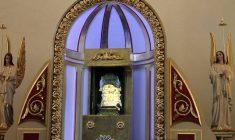 Il Santuario dove il volto di Gesù è rimasto impresso su una pietra!