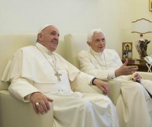 Papa Francesco: l'identità cattolica pensata nell'apertura agli altri