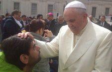 Papa Francesco mi ha benedetto: la storia difficile di Marco Biviano