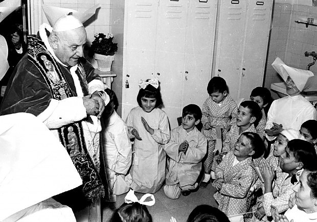 Giovanni XXIII, preghiera Gesù io ti aspetto