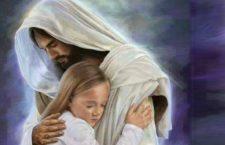 Puoi dire queste parole a Gesù, proprio adesso e proprio a Lui. Prima di andare a dormire