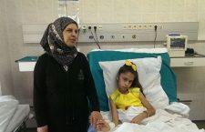 Storia di una bambina siriana fuggita dalla guerra. Sidra e il suo rene malato da Beirut