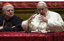 Papa Francesco: Gesù è gioia, Gesù ti porta la gioia, e quando ti chiama ti cambia la vita!