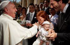 Papa Francesco è sicuro: la famiglia continua ad essere la 'buona notizia' per il mondo!