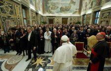 Papa Francesco: la musica sacra doni la bellezza di Dio, no a visioni nostalgiche