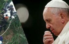 Papa Francesco prega e si fa vicino ai morti del terribile incidente di Antón (Panama)