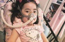 Julianna Snow, 5 anni, sceglie di morire a casa sua e non in un ospedale. La mamma:'Rispettiamo la sua decisione'