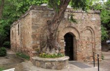 A Nazareth. La fiorita di Galilea. Entriamo nella 'Casetta della Madonna'