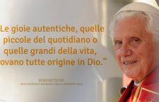 Una stupenda riflessione di Benedetto XVI sulla vita eterna, da non perdere