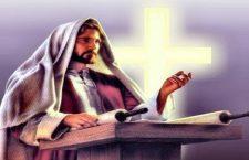Vangelo (13 Aprile) Lo Spirito del Signore è sopra di me