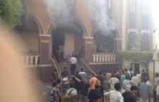 Egitto, attentato a un chiesa copta nella domenica delle Palme: 25 morti
