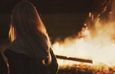 Venerdì 21 Aprile – È il calore del fuoco