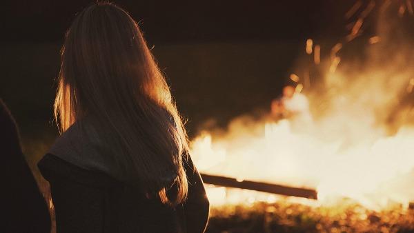 Venerdì 21 Aprile - È il calore del fuoco