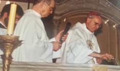 """Conosci la storia di Padre Luís Dri, quel """"prete santo"""" di cui parla spesso Papa Francesco?"""