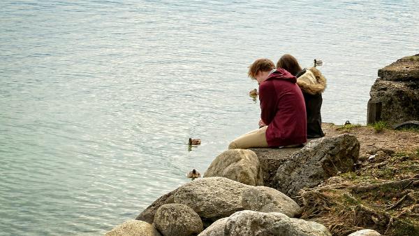 Venerdì 28 Aprile - Stare con te è l'eternità
