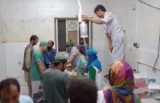 Strage di bambini a Kunduz. Scambiano un proiettile di mortaio per un giocattolo