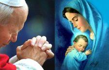 Preghiera di San Giovanni Paolo II alla Madonna delle Grazie